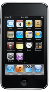 iPod touch3